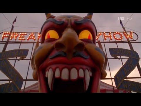 American Horror Story: L'arte Dietro Il Freak Show 👺