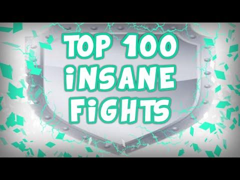 Top 100 BEST FIGHTS In Toribash