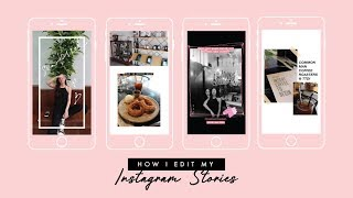 How I Edit My Instagram Stories + Common Man Coffee Roasters Cafe | SO-JU TWINS