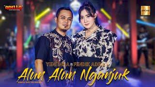 Yeni Inka ft Fendik Adella - Alun Alun Nganjuk (Official Live Music)
