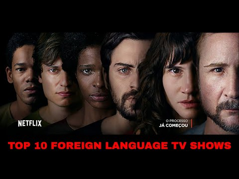 Top 10 Foreign Language TV Shows To Watch On Netflix Right Now