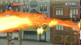 Legend of Korra PC Gameplay (Republic city)