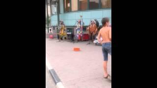 Индейцы в Домодедово(, 2014-08-08T17:49:41.000Z)