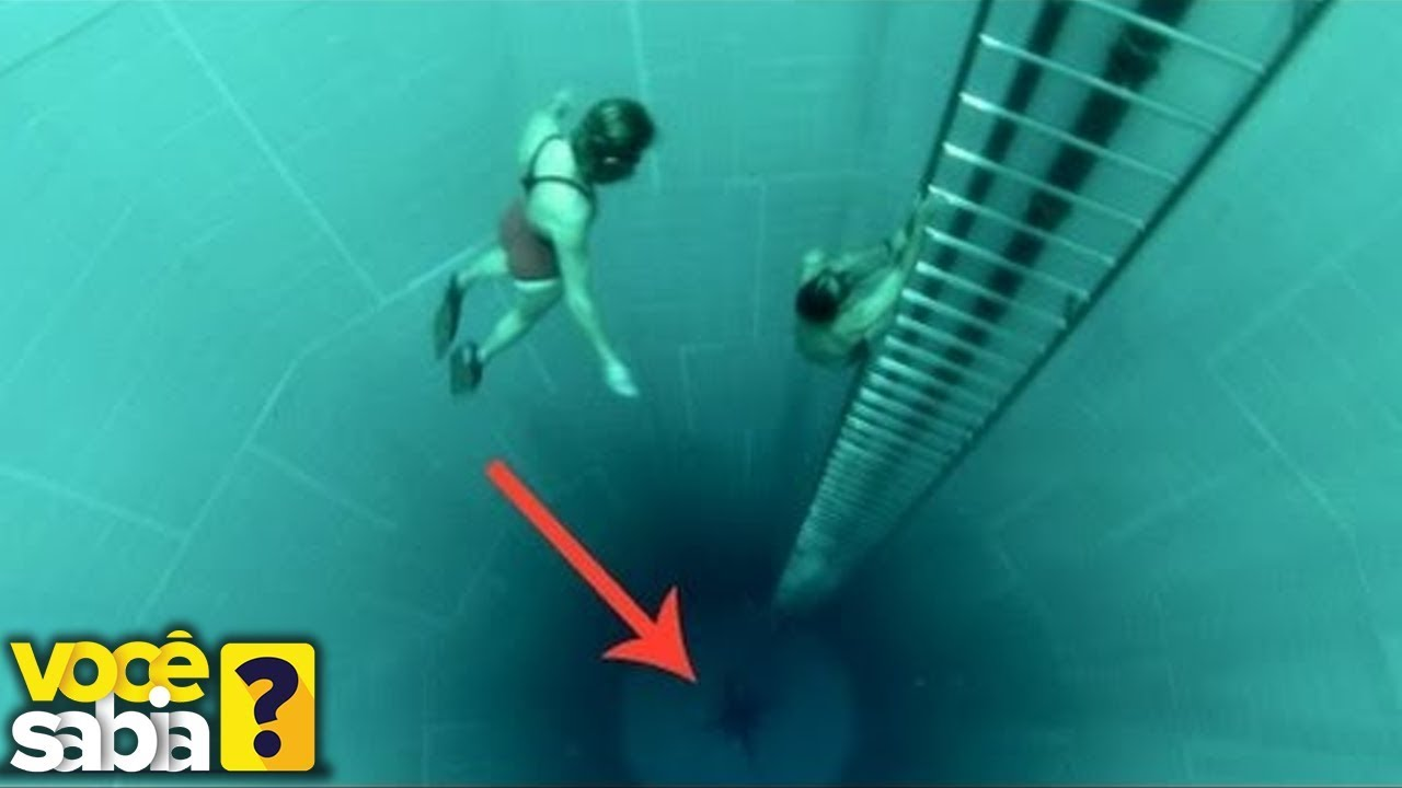 10 piscinas mais incomuns que existem youtube for Piscinas desmontables profundas
