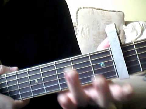 How to play Shiver By Lucy Rose in Standard tuning