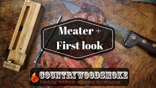 A first look at the Meater + UK BBQ Review