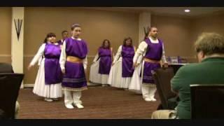 The Sacrifice Lamb Worship Dance