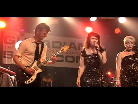 The Bitter Honeys - Live at the Mezzanine, San Francisco