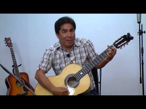 Tutorial para Guitarra: LA FLOR DE LA CANELA
