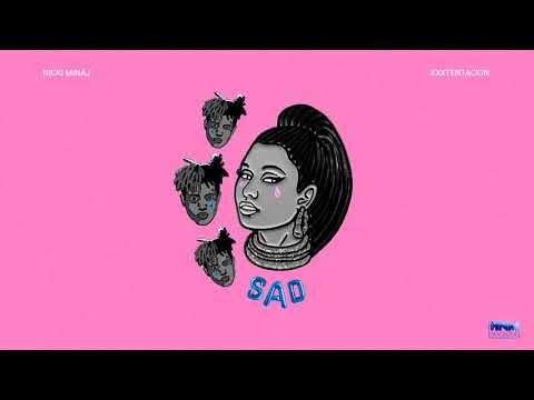 Nicki Minaj XXXTENTACION - SAD MASHUP