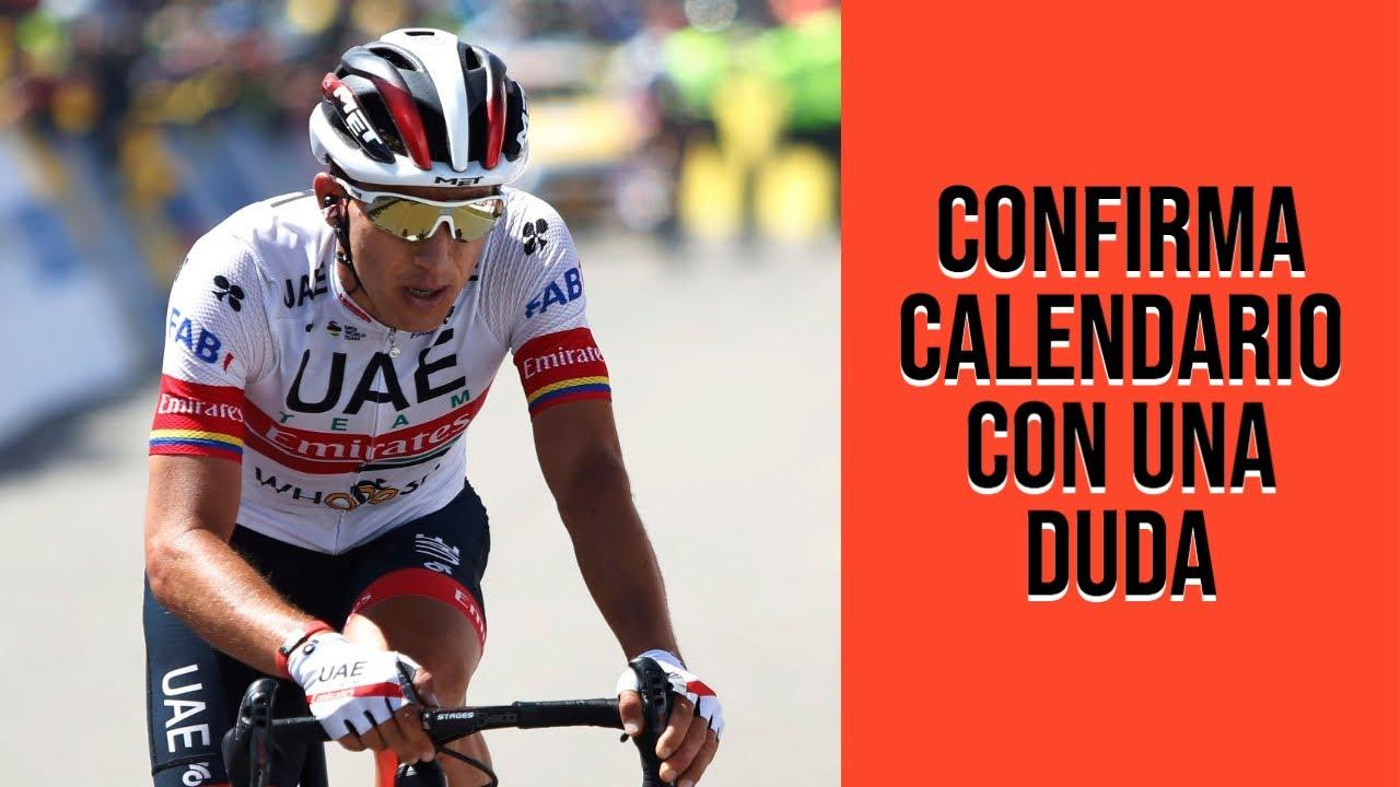 Sergio Henao confirma su calendario con una duda