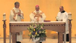 Catholic Mass for March 31st, 2013 - Easter Sunday