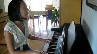 Danity Kane - Ride For You (Accoustic Piano) Cover - CocoJuiceee