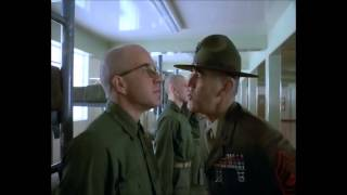 Fullmetal Jacket extrait Sergent Instructeur Hartman [French - Français]