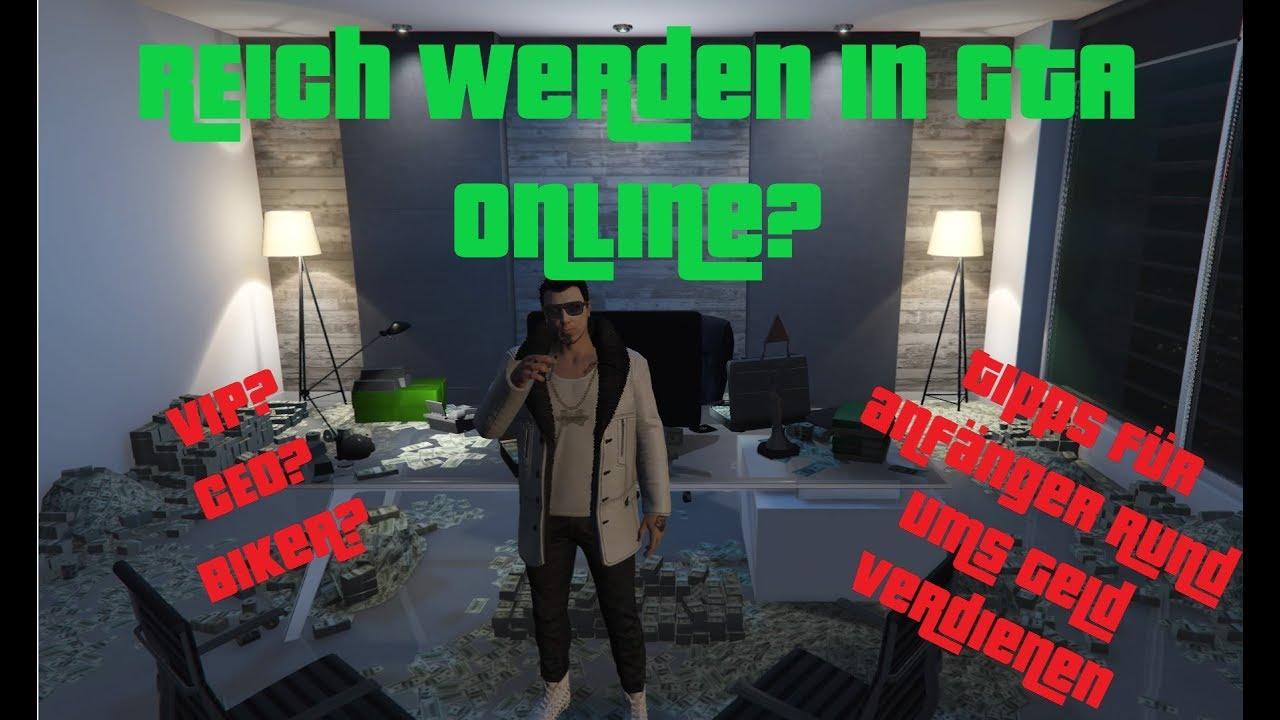 Gta Geld Verdienen Online
