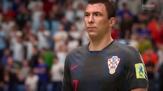 АРГЕНТИНА – ХОРВАТИЯ l ЧЕМПИОНАТ МИРА 2018 FIFA-ВАНГА