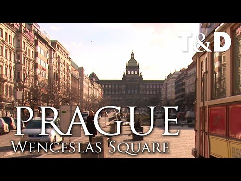 Prague Old Town City Guide: Wenceslas Square - Travel & Discover