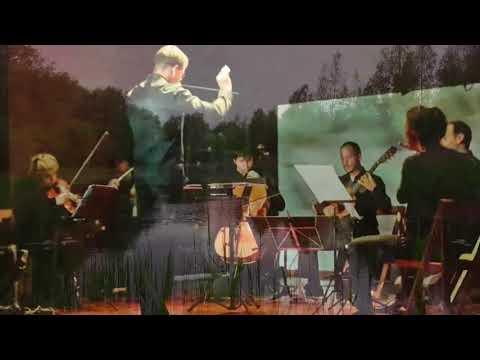 Morphosis Ensemble: Spring's first Frog (Christiaan de Jong)