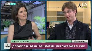 ¿De dónde saldrán los 42 mil millones de dólares para el FMI en 2022?