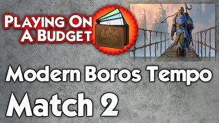 MTG Modern: Boros Tempo vs Mono-Blue Tron - Playing on a Budget