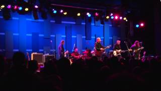 "CAMPER VAN BEETHOVEN ""Come Down The Coast"" / ""Darken Your Door"" World Cafe Live, Phila. 1-17-15"