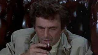 Columbo the wine connoisseur