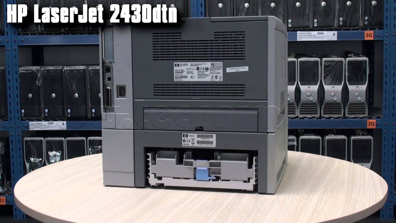 HP 2430 DTN WINDOWS 7 DRIVER DOWNLOAD