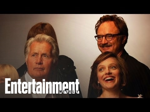 The West Wing': Cast Reunion With Allison Janney, Martin Sheen & More  Entertainment Weekly