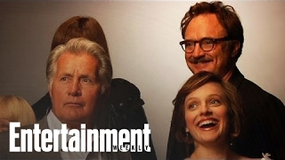the west wing cast reunion with allison janney martin sheen more entertainment weekly