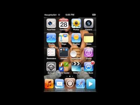 Cydia Tweak: Bridge for jailbroken iPod Touch/iPhone iOS 5