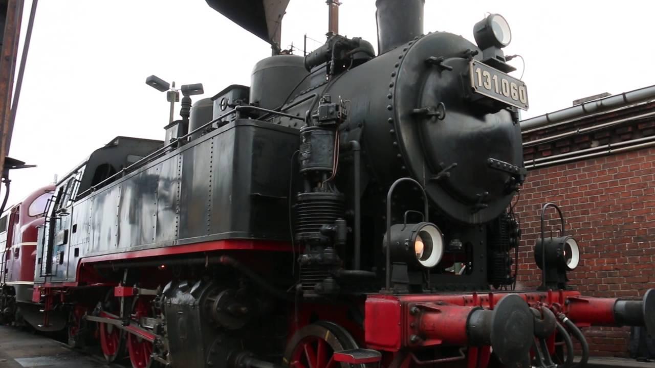 Dampflokomotive Video