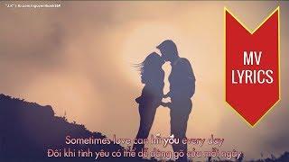 One In A Million | Bosson | Lyrics [Kara + Vietsub HD] Resimi