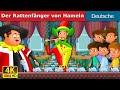 Flecista z Hameln | Der Rattenfanger von Hameln | Gute Nacht Geschichte | Märchen | Deutsche Märchen