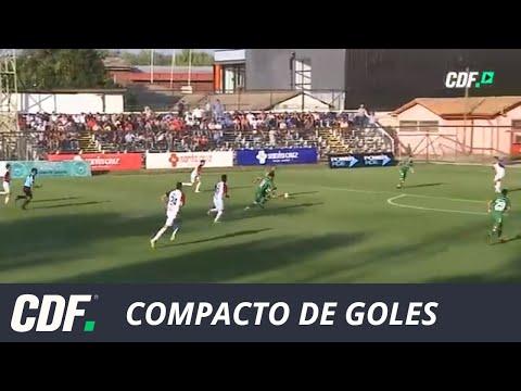 Deportes Santa Cruz 0 - 4 Deportes Temuco   Campeonato As.com Primera B 2019   Fecha 7   CDF