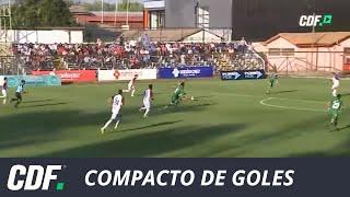 Deportes Santa Cruz 0 - 4 Deportes Temuco | Campeonato As.com Primera B 2019 | Fecha 7 | CDF