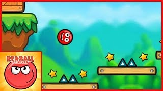 RED BALL FOREVER Game Walkthrough