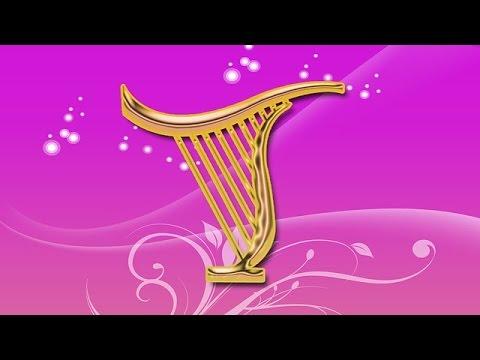 Canon de Pachelbel Version Harpe. Musique pour se Détendre. Relaxing Music Harp Pachelbel's Canon