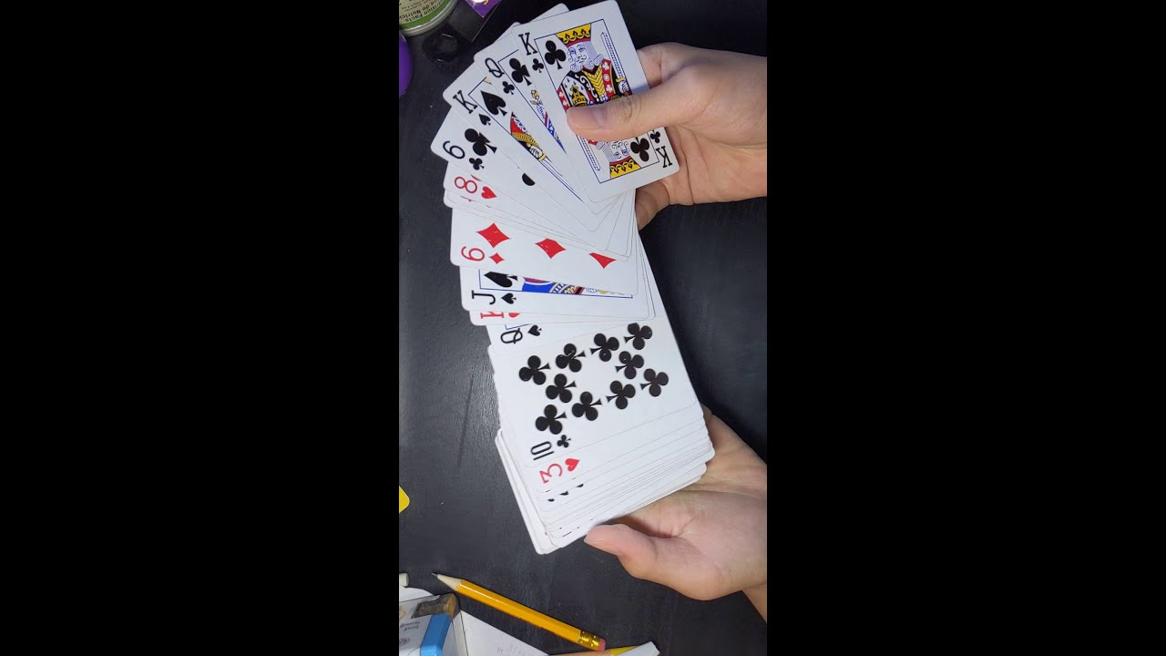 super cool and easy magic card trick great for beginners