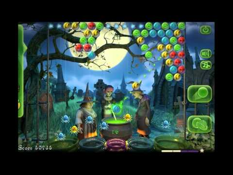 Bubble Witch Saga Official Trailer