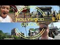 DISNEY WORLD VLOG DAY 7 | HOLLYWOOD STUDIOS, DRIVE IN MOVIE & PIZZA DELIVERY