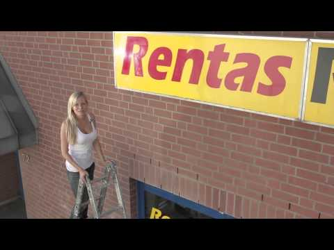 Video Gerüste & Treppenleiter - Rentas Werkzeugvermietung
