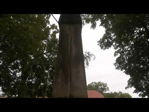 Panenský Týnec - Pomník Obětem 1 A 2 Světové Války
