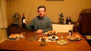 Вино и ужин