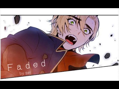 blood bank | mmv | faded