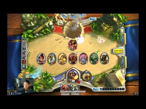 Hearthstone: Heroes of WarCraft - Arena - Paladin - Hearthstone100