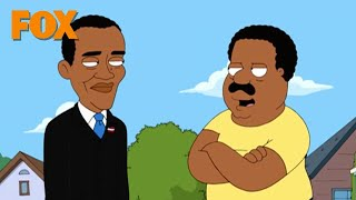 The Cleveland Show 2 - Cleveland vs Obama