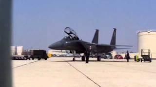 F-15E Strike Eagle - Engine Start