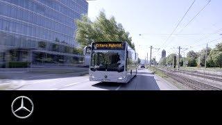 Mercedes-Benz Buses | Der Citaro hybrid. Bus of the Year 2019. [DE]