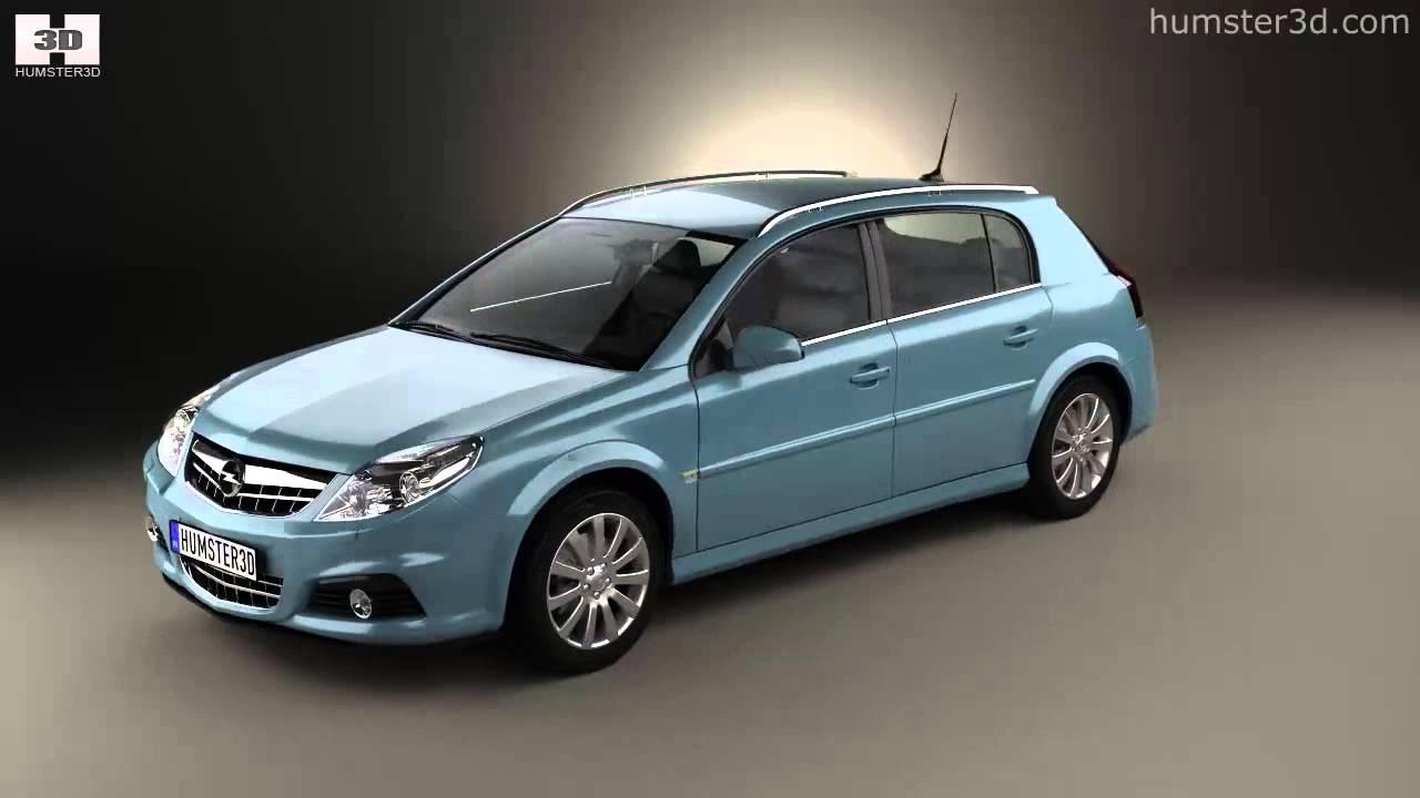 Planet d'Cars: 2006 Opel Signum