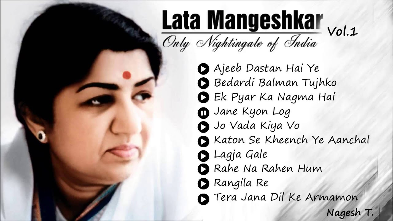 best of lata mangeshkar - old hindi instrumental songs - superhit